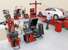 Equipment for service stations leasing Equipment for service stations leasing