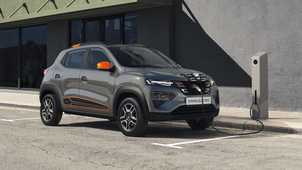 The budget electric car Dacia Spring is ready for production The budget electric car Dacia Spring is ready for production